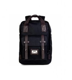 Mochila Casual  305536 -31x42x18 cm- negro