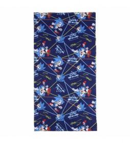 Braga Cuello Sonic azul -25.4x30.8x2cm-