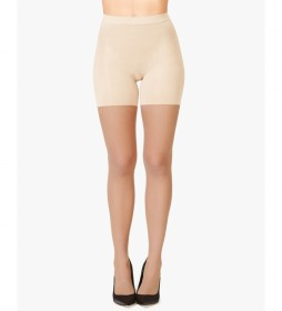 Panty con Faja de Talle Alto 20211R nude