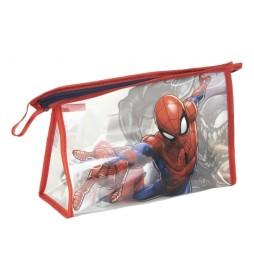 Neceser Set Aseo/viaje Spiderman -23x15x8cm-