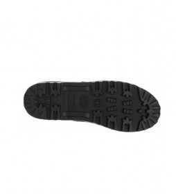 Zapatillas Abotinadas 2341- Cotu Alpina negro