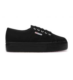 Zapatillas Linea Up and Down negro