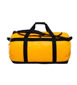 The North Face Base Camp Bag - L giallo -40x70x40cm-