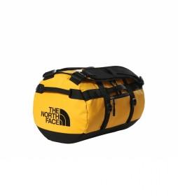 Mochila Base Camp Duffel Extrapequeña amarillo -28x5x28cm-