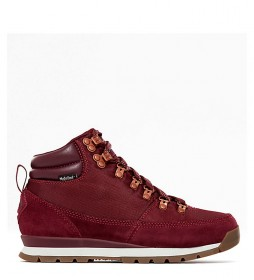 The North Face Botas Back- to Berkeley Redux Mujer granate