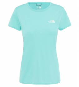 The North Face Reaxion Ampere turquoise T-shirt