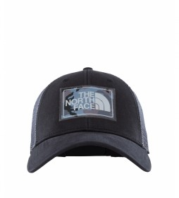The North Face Gorra Mudder Trucker negro, camo