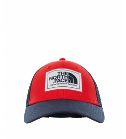 The North Face Mudder Trucker navy cap