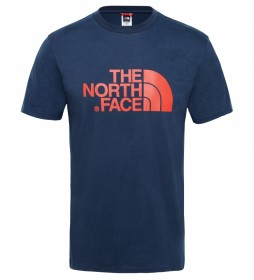 The North Face Camiseta Easy marino