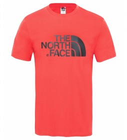 The North Face Maglietta Easy rosso