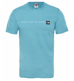 The North Face T-shirt Nse blue