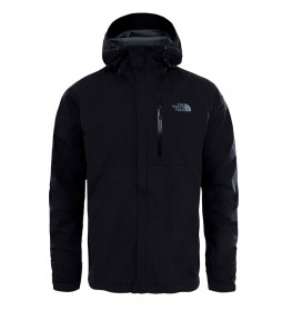 The North Face Chaqueta Dryzzle negro