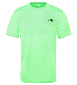 The North Face Camiseta Flex II clorofila / FlashDry
