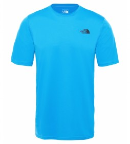 The North Face Camiseta Flex II azul / FlashDry