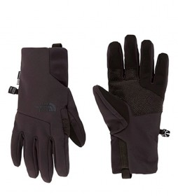 The North Face Trekking Gloves Apex Etip black -R® Powered-