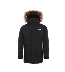 The North Face Feather jacket McMurdo black