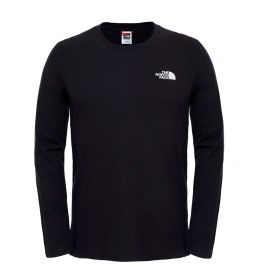 The North Face Camiseta Easy negro