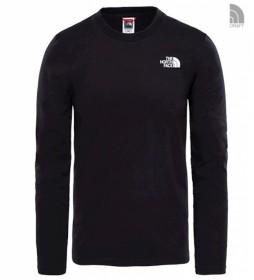 The North Face Camiseta Easy negro