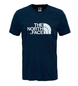 The North Face Camiseta de algodón Easy marino