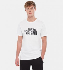 The North Face Cotton t-shirt Easy white