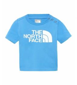 Camiseta Easy azul