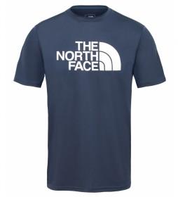 The North Face Camiseta Flex marino