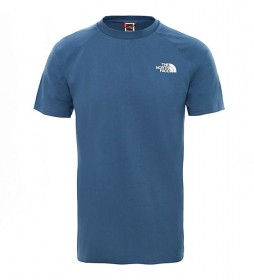 The North Face T-shirt North Face blue