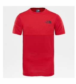 The North Face Camiseta Reactor rojo -FlashDry-XD-