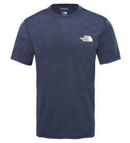 The North Face Camiseta AMP Marine Reaxion