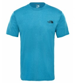 The North Face Reaxion AMP T-shirt blue