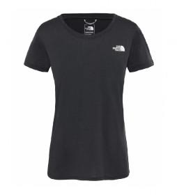 Camiseta Reaxion Ampere  negro
