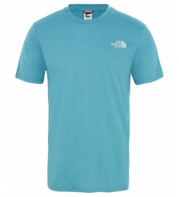 The North Face Simple Dome T-shirt blue