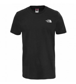 The North Face Camiseta Simple Dome negro