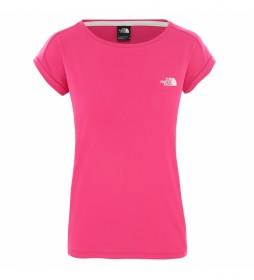 Camiseta Tanken rosa