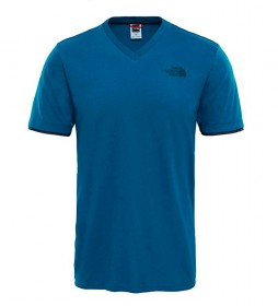 The North Face Camiseta Tee azul
