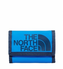 The North Face Cartera base camp azul -19x12 cm-