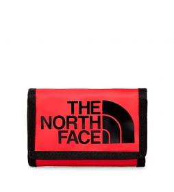 The North Face Cartera base camp rojo -19x12cm-