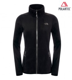 The North Face Jacket 100 Glacier black -Polartec-
