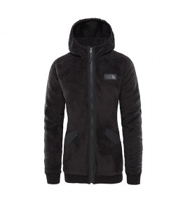The North Face Mulher negra do jaqueta do Boomer de Campshire