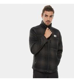 The North Face Jacket Gordon Lyons Novelty dark grey