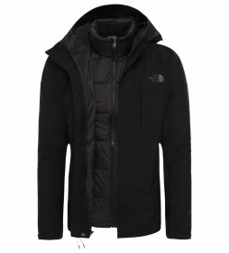 The North Face Jacket Mountain Light black