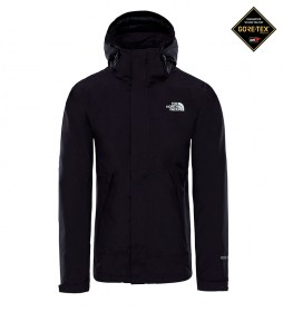 The North Face Chaqueta Mountain Light II Shell negro -Gore-Tex-