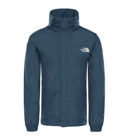 The North Face Chaqueta Resolve kodiak blue -DryVent-