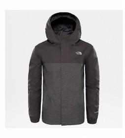 The North Face Risolvi la giacca Reflective Boy Grey