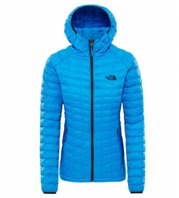 The North Face Chaqueta Sport HD Mujer azul / Thermoball / PrimaLoft