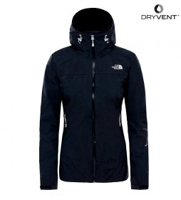 The North Face Chaqueta Stratos negro -DryVent-