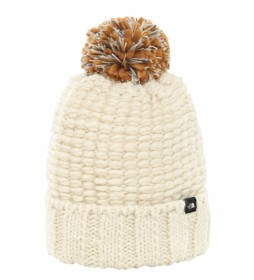 The North Face Cpzy Chunky hat white
