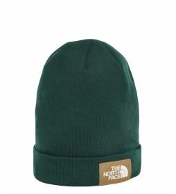 The North Face Dockworker cap green