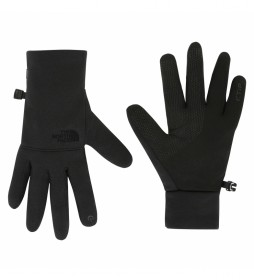 Guantes Etip Recycled negro