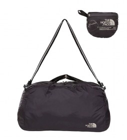 The North Face Bolsa Duffel Flyweight negro / 28x43x18cm / 32L